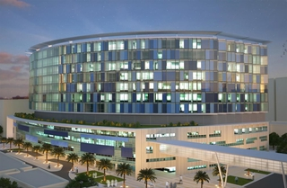 Expansion of Al Amiri Hospital