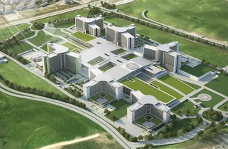 Etlik Integrated Health Campus Hospital