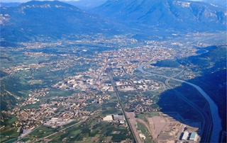 Interconnection between the water supply systems of Rovereto and Trento