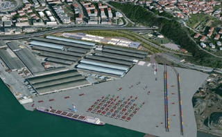 New logistic platform within Trieste's port hub